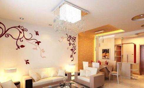 简欧客厅吊顶效果图的装修设计方案_装修之家网_新浪
