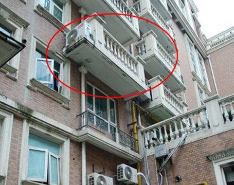 空调室外机安装注意事项