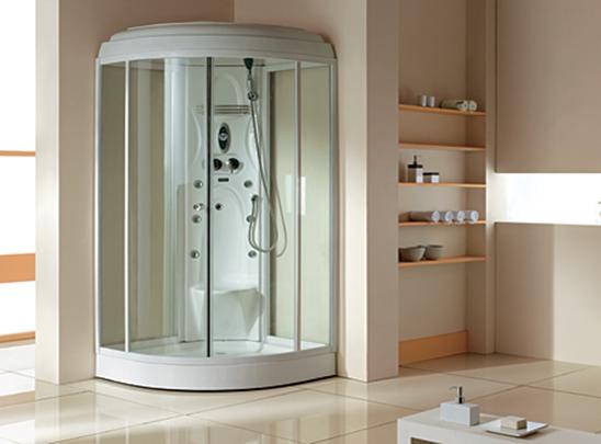 整体淋浴房怎么样?优缺点及基本尺寸