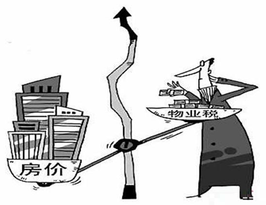 物业税如何征收
