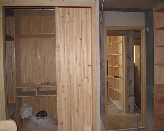 家装木工验收要点