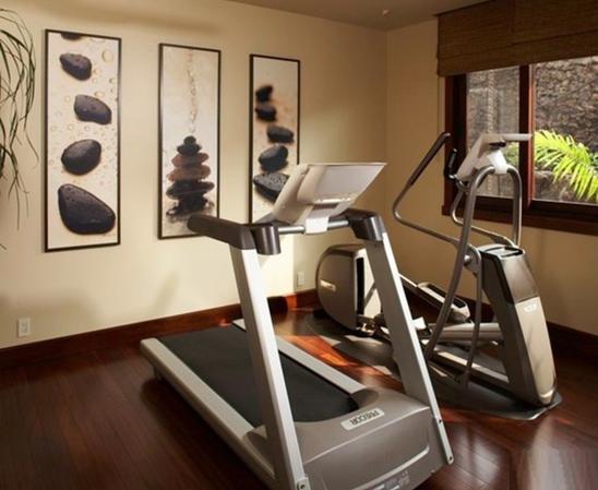 设计 > 文章内容                           在家装健身房的设计中