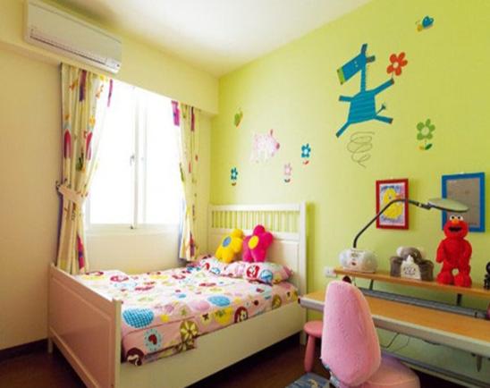 儿童房装修如何挑选色彩?儿童房颜色搭配技巧