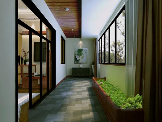 2015年最新入户花园装修效果图赏析