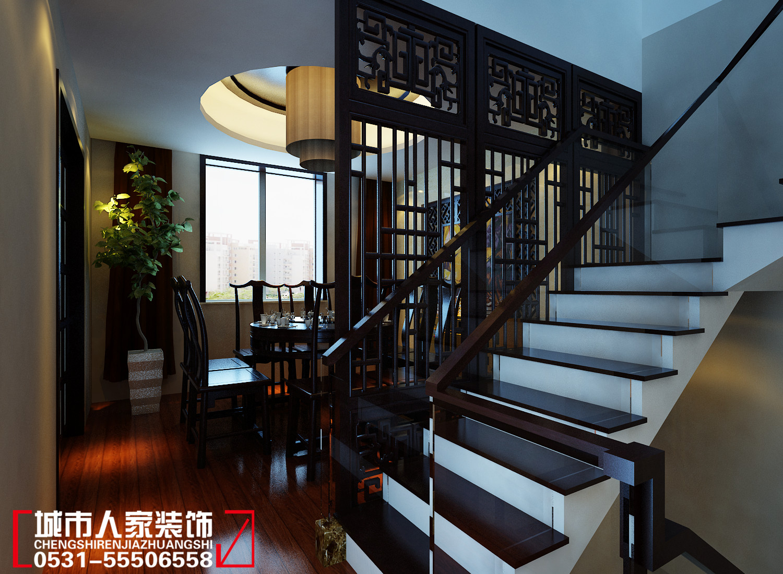 家居 楼梯 起居室 设计 装修 1500_1100