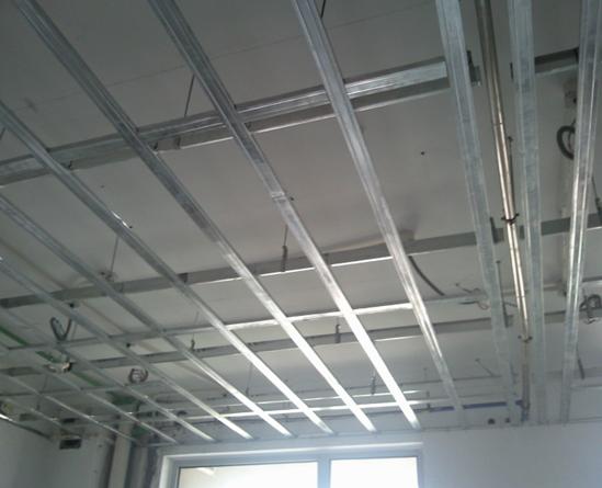 轻钢龙骨吊顶如何施工?轻钢龙骨吊顶施工工艺
