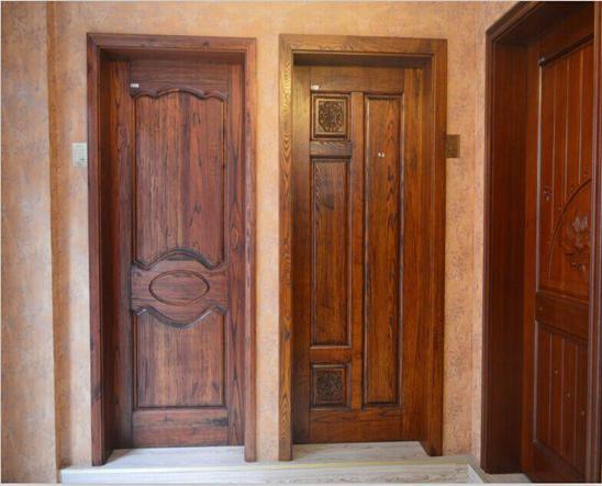 木制门窗框安装方法之后塞口