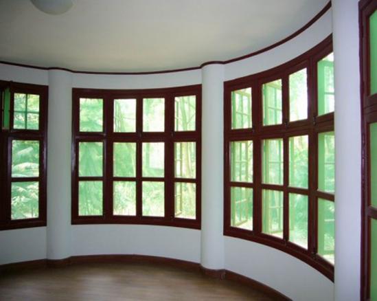 木制门窗框安装方法