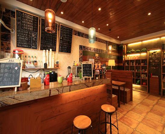 咖啡屋如何装修