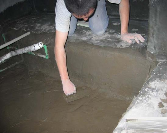下沉式卫生间填充常见问题及解决方案