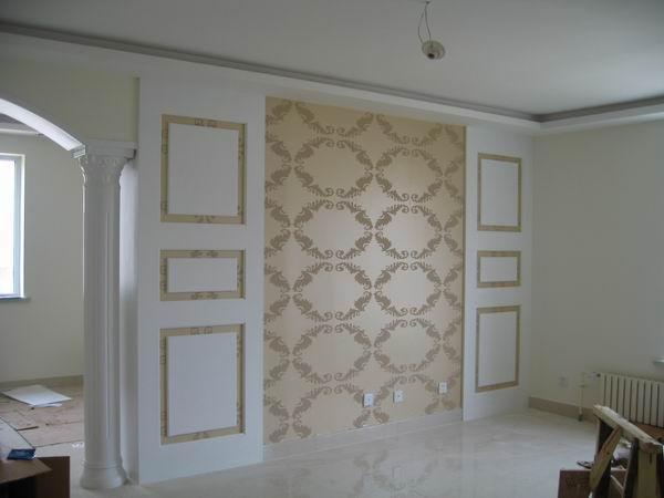 家装壁纸风格