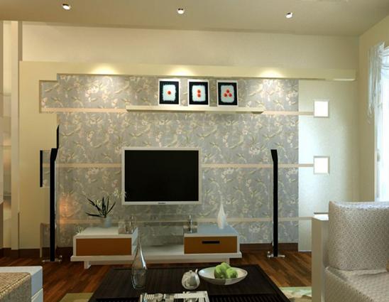 客厅装修风水:电视背景墙风水禁忌