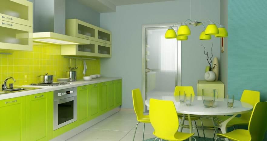 整体厨房颜色搭配技巧