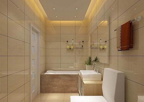 厕所 家居 设计 卫生间 卫生间装修 装修 500_354