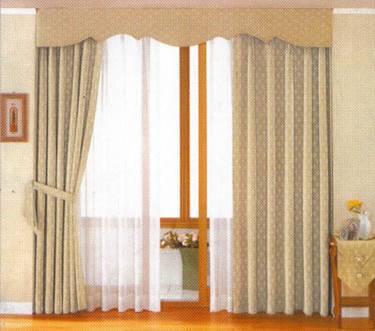 客厅的窗帘怎么选择?客厅窗帘搭配
