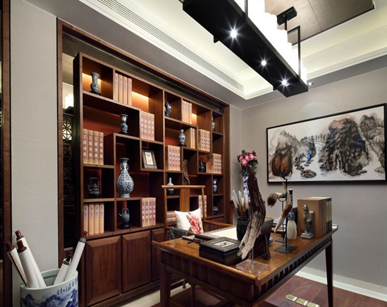 家用书柜材料有哪些?