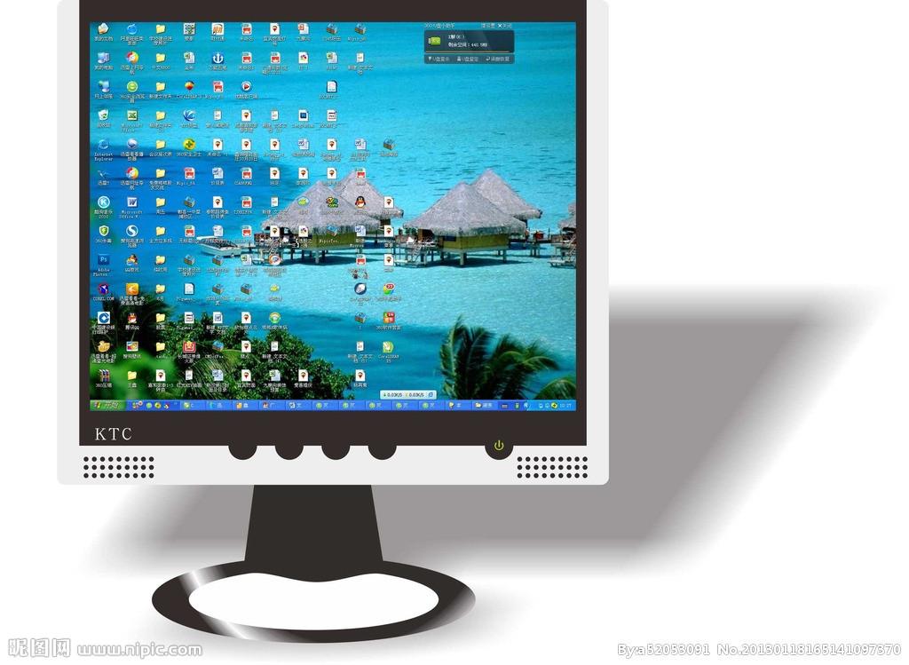 电脑显示器什么样的好?显示器购买技巧