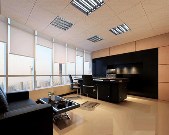 安新县办公室装修设计公司 雄县办公室装修-北京工装公司