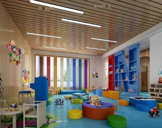 幼儿园装修设计方案