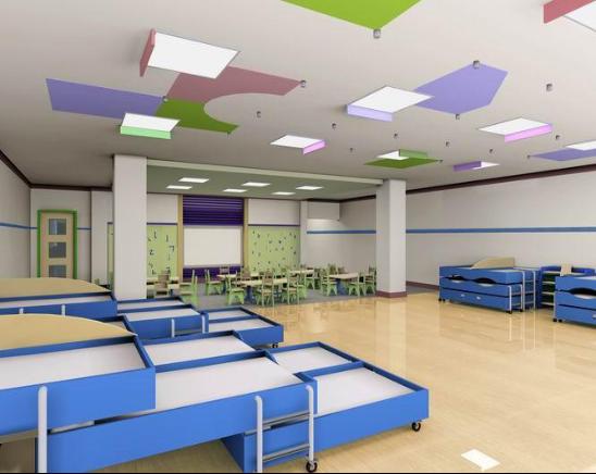 幼儿园装修设计