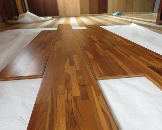 木地板安裝方法_木地板施工工藝流程-珂居裝修網
