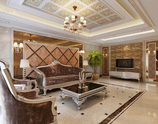 客厅瓷砖如何选择