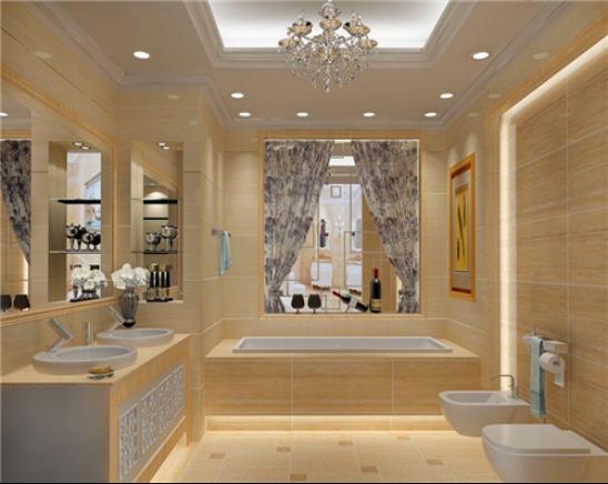 卫生间瓷砖颜色如何搭配?