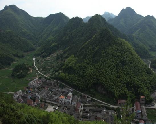 中国风水宝地有哪些