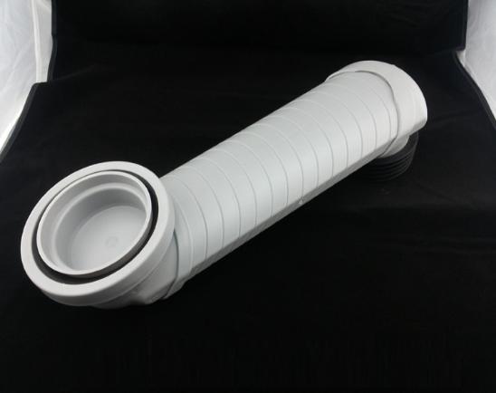 什么是马桶移位器? 马桶移位器,有的叫偏移器,排污移位器,主要马桶安装时所用,由于洗手间墙体与排污口位置固定,选择的坐便器排污口与下排污管口位置不对应导致不能完成对接的情况下使用的管件。现市面有多种长度的马桶移位器,从2厘米到三米左右都可以移动。