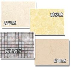 瓷砖的分类