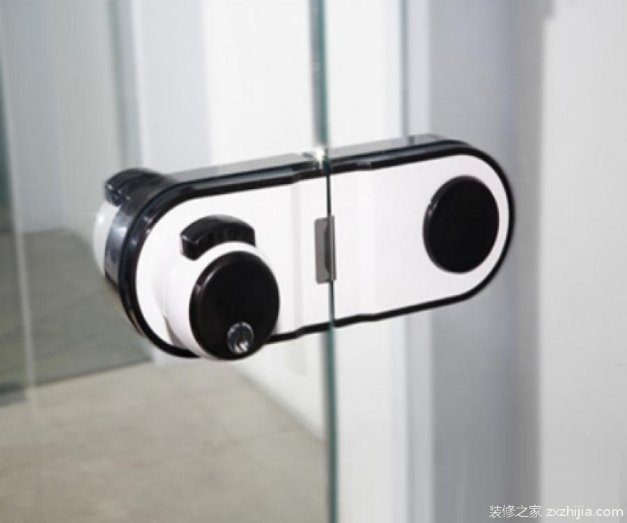 玻璃门锁种类