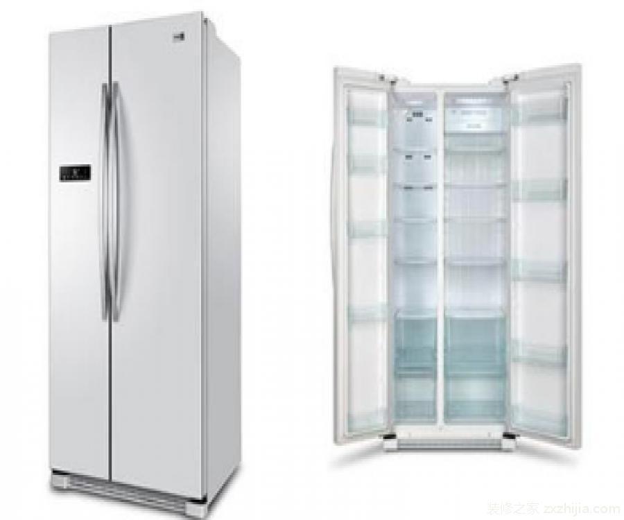 双开门冰箱尺寸多少?双开门冰箱价格