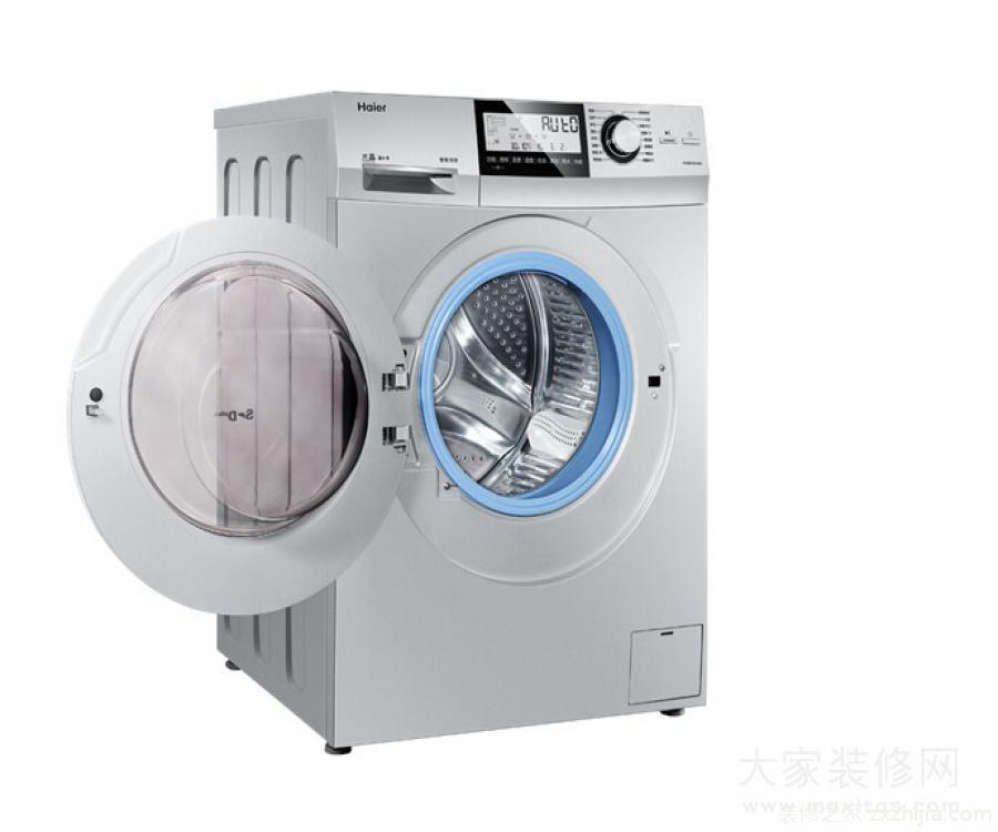 海尔滚筒洗衣机怎么样?海尔滚筒洗衣机优缺点