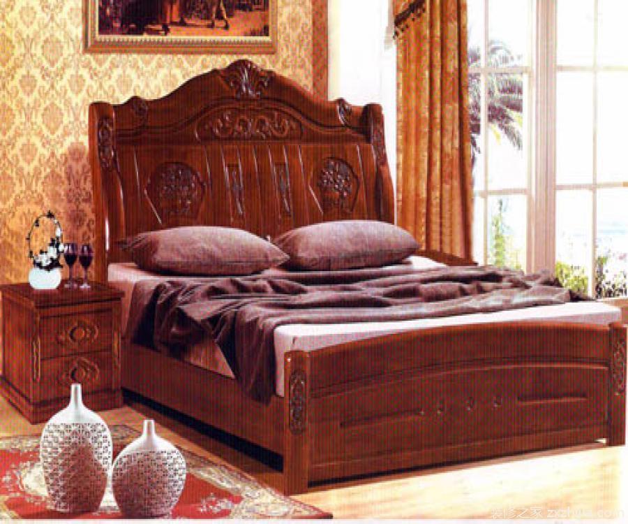 实木床价格是多少?一张实木床多少钱?
