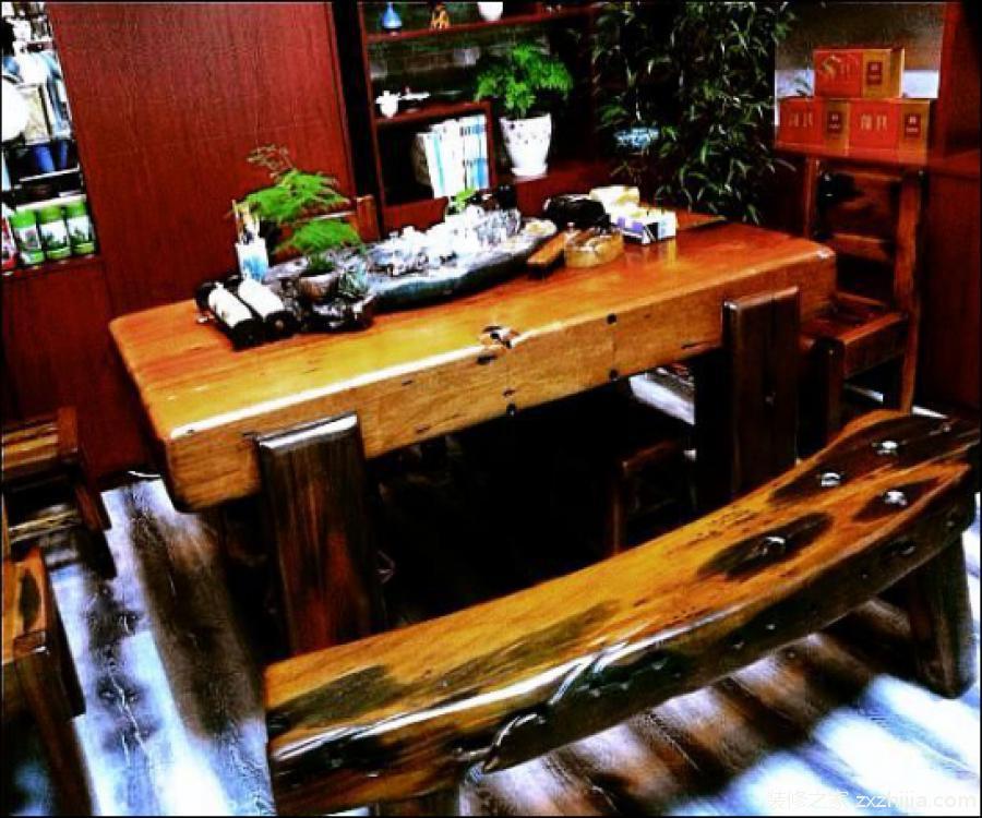 古船木家具怎么保养?_装修之家网