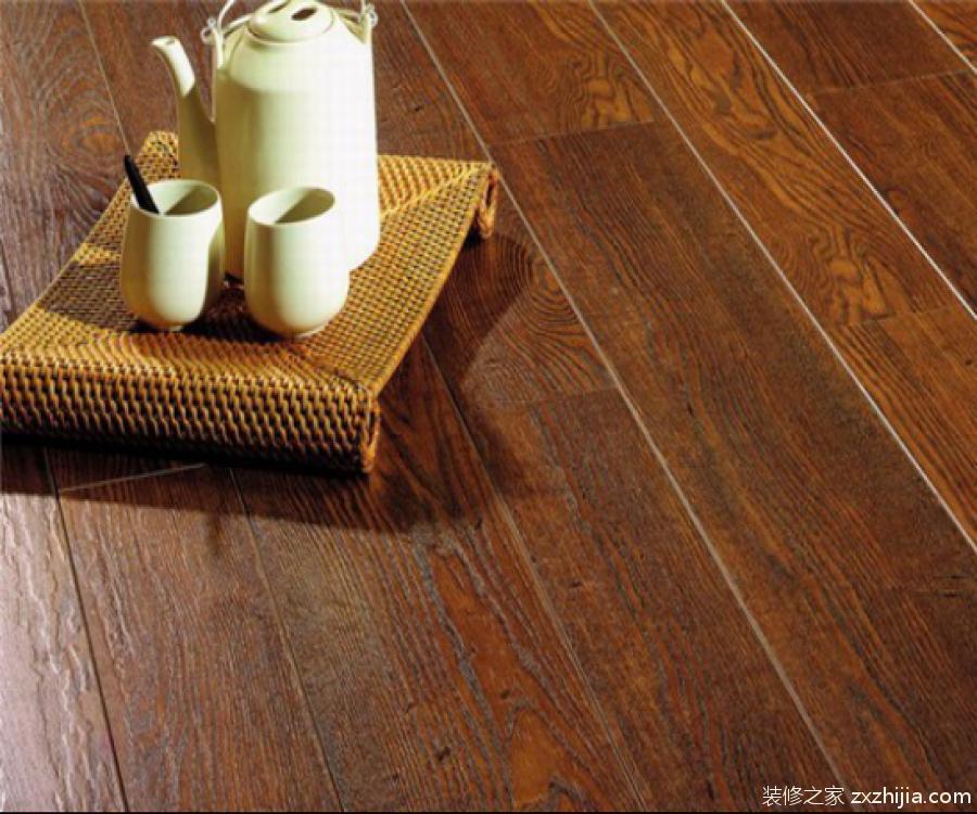 竹木复合地板施工工艺