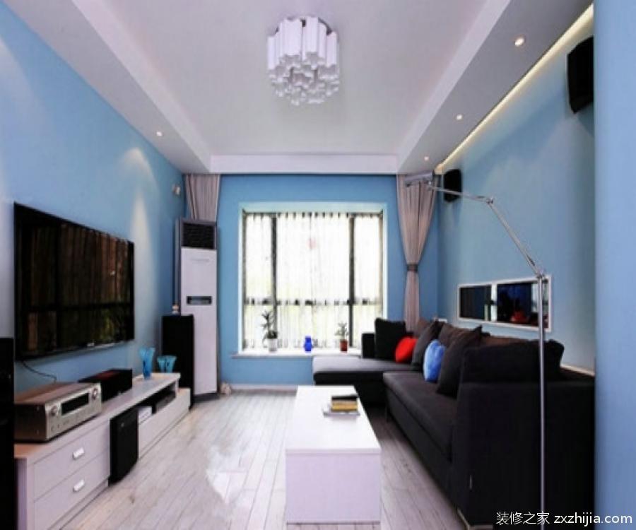 客厅颜色风水