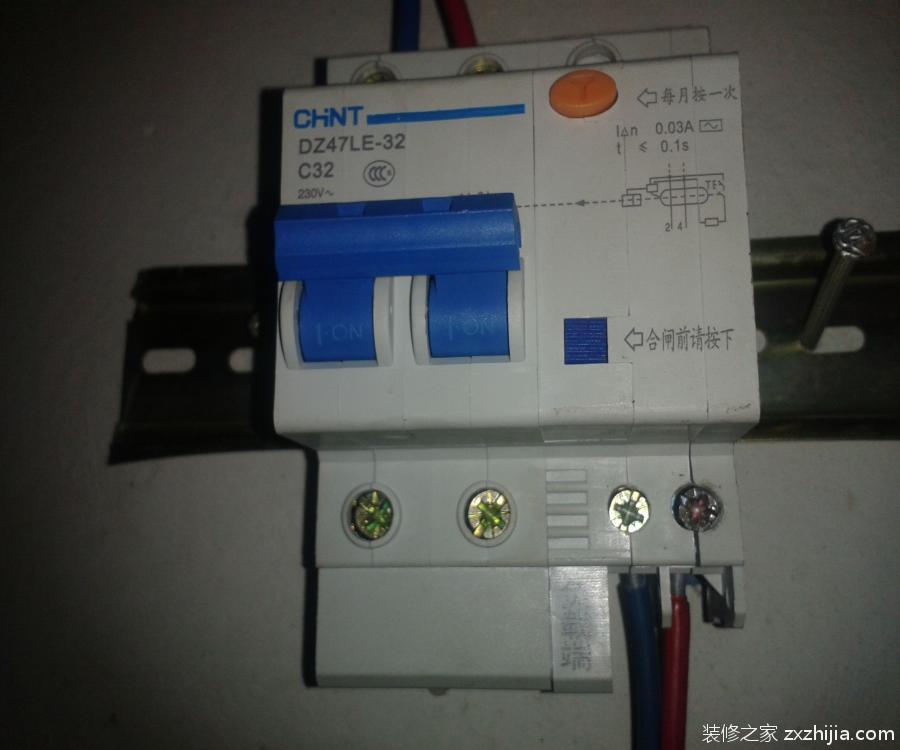 家庭漏电保护器跳闸的原因以及排查方法