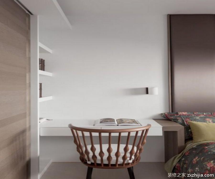 极简主义床头柜图片