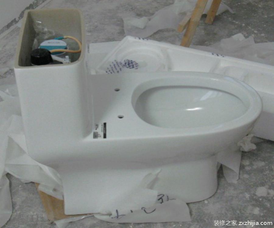 以完美的修复马桶水箱漏水