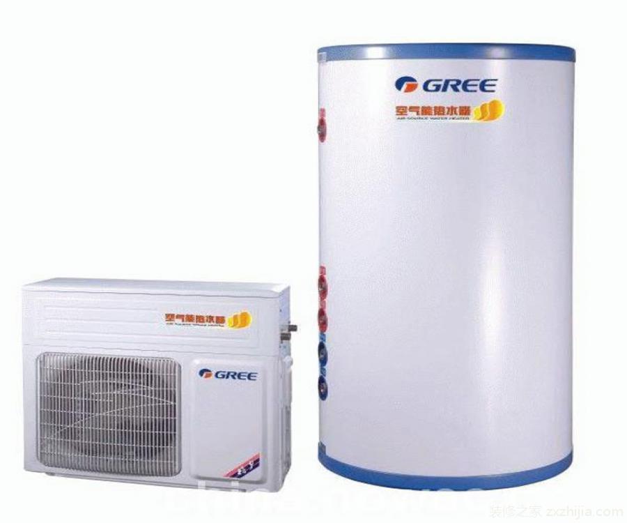 格力空气能热水器分体式的噪音高达55分贝