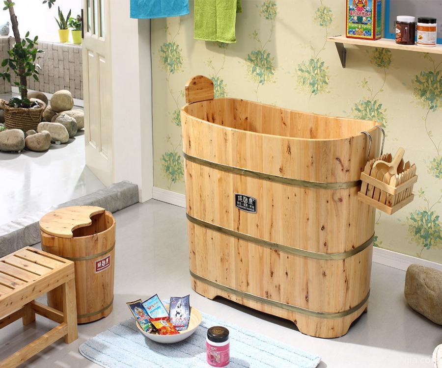 木桶浴缸的尺寸是多少?