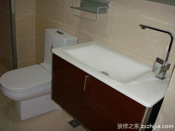 浴室柜安装注意事项
