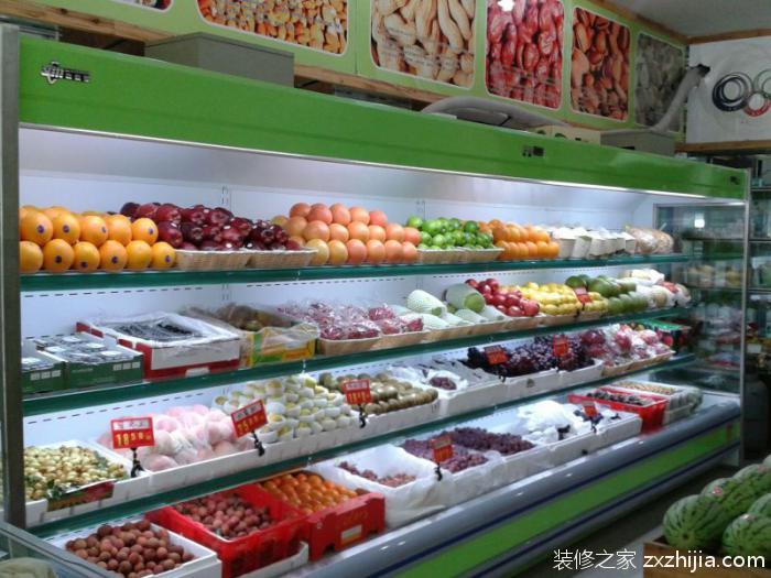 水果保鲜柜选购技巧