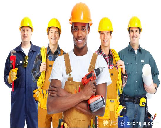 如何挑选装修工人