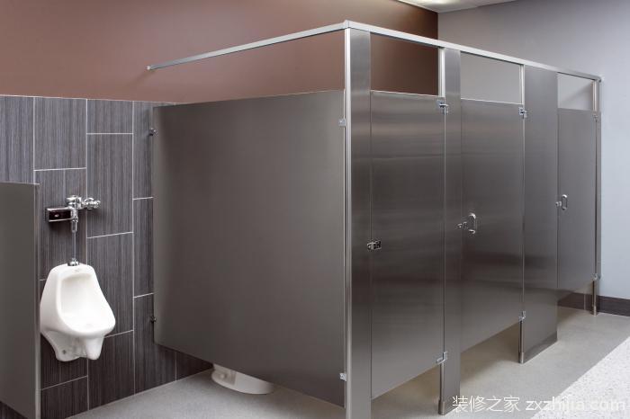 卫生间隔断材料的选择