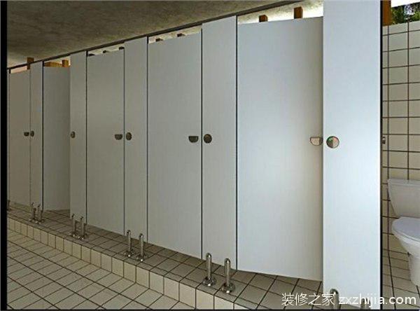 公共卫生间隔断尺寸标准