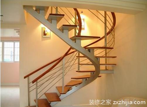 旋转楼梯尺寸多大合适