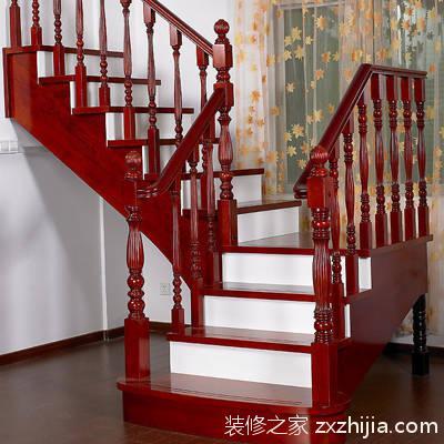 实木楼梯的保养