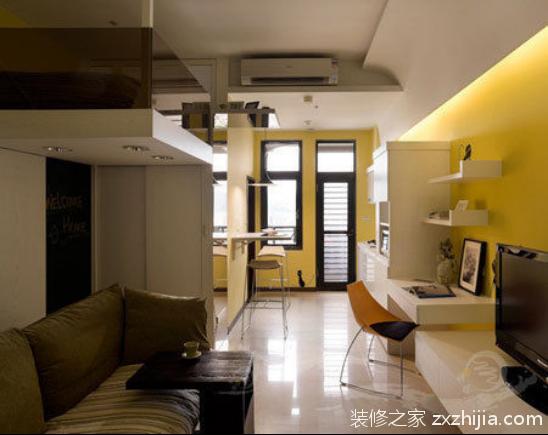 20平米居室设计